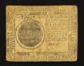 Colonial Notes:Continental Congress Issues, Continental Currency May 10, 1775 $7 Very Good-Fine.. ...