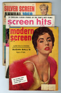 Memorabilia:Movie-Related, Movie Related Magazines Group (Dell/Various Publishers,1949-56).... (Total: 13 Comic Books)