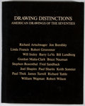 Books:Art & Architecture, Four Quarto Art Exhibition Catalogs, including: Drawing Distinctions. American Drawings of the Seventies. Munich... (Total: 4 Items)