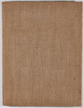 Books:Fine Press & Book Arts, James M. Day. Handbook: Texas Archival and ManuscriptDepositories. Austin: Texas Library and HistoricalCommission,...