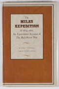 Books:First Editions, J. T. Marshall. The Miles Expedition of 1874-1875. An EyewitnessAccount of the Red River War. Edited by Lonnie ...