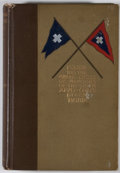 Books:First Editions, Thomas W. Hyde. Following the Greek Cross or, Memories of the SixthArmy Corps. Boston: Houghton, Mifflin, 1894. First editi...