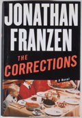 Books:First Editions, Jonathan Franzen. The Corrections. New York: Farrar, Strausand Giroux, [2001]. First edition, first printing. Octav...