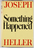 Books:First Editions, Joseph Heller. Something Happened. New York: Knopf, 1974.First edition, first printing. Octavo. Publisher's bin...