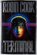 Books:Signed Editions, Robin Cook. SIGNED. Terminal. New York: Putnam, [1993]. First edition, first printing. Signed by Cook on hal...
