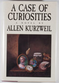 Books:Signed Editions, Allen Kurzweil. A Case of Curiosities. New York: Harcourt Brace Jovanovich, [1992]. First edition, first printing. ...