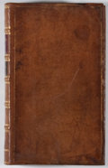Books:Fiction, John Dryden. The Dramatick Works of John Dryden, Esq.London: J. and R. Tonson, 1762-1763. Six twelvemo volumes. Con...(Total: 6 Items)
