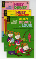 Silver Age (1956-1969):Cartoon Character, Huey, Dewey, and Louie Junior Woodchucks File Copy Group (Gold Key,1973-80) Condition: Average VF+.... (Total: 42 Comic Books)