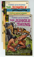 Bronze Age (1970-1979):Miscellaneous, The Jungle Twins File Copy Group (Gold Key, 19) Condition: AverageVF/NM.... (Total: 11 Comic Books)