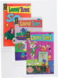 Bronze Age (1970-1979):Cartoon Character, Looney Tunes File Copy Group (Gold Key, 1975-80) Condition: AverageVF+.... (Total: 18 Comic Books)