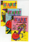 Bronze Age (1970-1979):Cartoon Character, Fat Albert File Copy Group (Gold Key, 1974-79) Condition: VF+....(Total: 21 Comic Books)