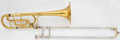 Musical Instruments:Horns & Wind Instruments, 1970's King 4B Sonorous Brass Trombone, Serial Number #463599....