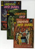 Bronze Age (1970-1979):Horror, Grimm's Ghost Stories File Copy Group (Gold Key, 1972-81)Condition: Average VF/NM.... (Total: 32 Comic Books)