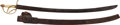 Military & Patriotic:Revolutionary War, American Mounted Officer's Saber C. 1775 - 1790....
