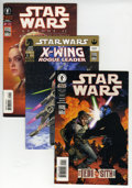 Modern Age (1980-Present):Science Fiction, Star Wars Related Long Box Group (Various Publishers, 1990s-2000's) Condition: Average NM-....