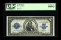 Large Size:Silver Certificates, Fr. 282 $5 1923 Silver Certificate PCGS Very Choice New 64PPQ. The original embossing is easily seen on this handsome Lincol...