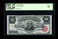 Large Size:Silver Certificates, Fr. 301 $10 1891 Silver Certificate PCGS Gem New 66. Very broadlymargined with the eye appeal that one would expect for thi...