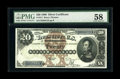 Large Size:Silver Certificates, Fr. 311 $20 1880 Silver Certificate PMG Choice About Unc 58. Welast sold this note in January 1997. Ten years later, a lot ...