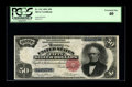 Large Size:Silver Certificates, Fr. 331 $50 1891 Silver Certificate PCGS Extremely Fine 40. Onlytwenty-one examples of this Friedberg number are listed in ...