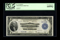 Fr. 714 $1 1918 Federal Reserve Bank Note PCGS Very Choice New 64PPQ. This solid serial number C2222A last appeared at p...
