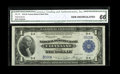 Fr. 718 $1 1918 Federal Reserve Bank Note CGA Gem Uncirculated 66. Fortunately for today's ever expanding population of...