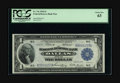 Large Size:Federal Reserve Bank Notes, Fr. 741 $1 1918 Federal Reserve Bank Note PCGS Choice New 63. Of the thirty-odd pieces known of this number, there were just...