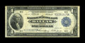 Fr. 741 $1 1918 Federal Reserve Bank Note Fine-Very Fine. This is the scarcest Dallas note known of three signature comb...
