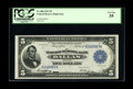 Fr. 806 $5 1915 Federal Reserve Bank Note PCGS Very Fine 35. An extremely rare Friedberg number, with just a dozen examp...