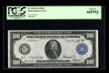 Large Size:Federal Reserve Notes, Fr. 1104 $100 1914 Federal Reserve Note PCGS Gem New 66PPQ. Hugely margined, with ideal paper and ink color. Both sides are ...