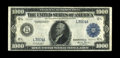 Large Size:Federal Reserve Notes, Fr. 1133-L $1000 1918 Federal Reserve Note Fine+. This is very similar in appearance to the note which sold in our September...