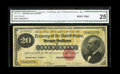 Large Size:Gold Certificates, Fr. 1178 $20 1882 Gold Certificate CGA Very Fine 25. The colorsremain quite vivid on this middle grade Gold Certificate....