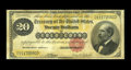 Large Size:Gold Certificates, Fr. 1178 $20 1882 Gold Certificate Very Good-Fine. This is theFriedberg number everybody needs for this note type. Also, th...