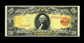 Large Size:Gold Certificates, Fr. 1179 $20 1905 Gold Certificate Extremely Fine-About New. Thislovely piece from the Stella holdings has everything a col...