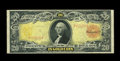 Large Size:Gold Certificates, Fr. 1179 $20 1905 Gold Certificate Very Good-Fine. The back hasfaded from orange to brown on this Technicolor that still ha...
