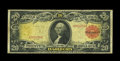 Large Size:Gold Certificates, Fr. 1180 $20 1905 Gold Certificate Very Good-Fine. The colors remain strong on both sides of this note. No pinholes are noti...