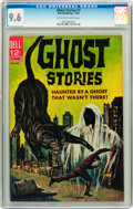Silver Age (1956-1969):Horror, Ghost Stories #7 (Dell, 1964) CGC NM+ 9.6 Off-white to whitepages....