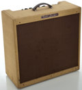 Musical Instruments:Amplifiers, PA, & Effects, Recent Fender Bassman Tweed Guitar Amplifier, Serial Number#CG937365....