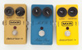 Musical Instruments:Amplifiers, PA, & Effects, Pedal Lot of 3 MXR pedals... (Total: 3 Items)