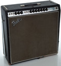 Musical Instruments:Amplifiers, PA, & Effects, 1960's Fender Super Reverb Silverface Guitar Amplifier, SerialNumber #A32851....