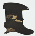 Musical Instruments:Miscellaneous, 1953 Fender Esquire Pickguard, Serial Number #None...