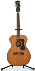 Musical Instruments:Acoustic Guitars, 1968 Guild F-112 Natural 12 String Acoustic Guitar, Serial Number#0A245....