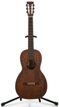 Musical Instruments:Acoustic Guitars, 1929 Martin 0-17 Mahogany Acoustic Guitar, Serial Number #38619....