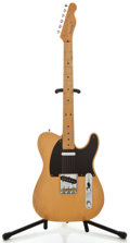 Musical Instruments:Electric Guitars, 1989 Fender '52 USA Re-issue Butterscotch Solid Body ElectricGuitar, Serial Number #None....