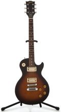 Musical Instruments:Electric Guitars, 1979 Gibson GK-55 Sunburst Solid Body Electric Guitar, SerialNumber #71749041....