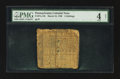 Colonial Notes:Pennsylvania, Pennsylvania March 10, 1769 5s PMG Good 4 Net.. ...