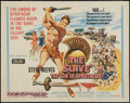"""Movie Posters:Adventure, The Slave & Other Lot (MGM, 1963). Half Sheets (2) (22"""" X 28"""").Adventure.. ... (Total: 2 Items)"""