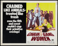 "Movie Posters:Bad Girl, Chain Gang Women & Other Lot (Crown International, 1971). HalfSheets (2) (22"" X 28""). Bad Girl.. ... (Total: 2 Items)"
