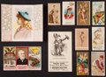 "Non-Sport Cards:Lots, 19th & 20th Century ""N"" and ""T"" Card Collection (80). ..."