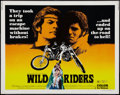 """Movie Posters:Exploitation, Wild Riders & Other Lot (Crown International, 1971). HalfSheets (2) (22"""" X 28""""). Exploitation.. ... (Total: 2 Items)"""