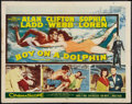 "Movie Posters:Adventure, Boy on a Dolphin (20th Century Fox, 1957). Half Sheet (22"" X 28"").Adventure.. ..."